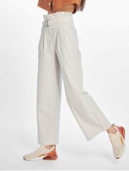 NA-KD | Paperwaist  blanc Femme Pantalon chino