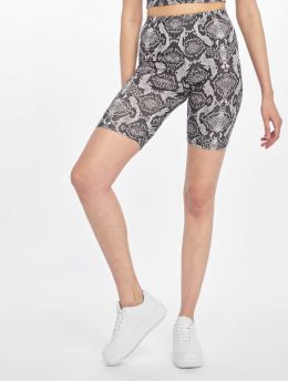 NA-KD Shorts Serpent  schwarz