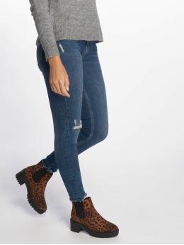 NA-KD Skinny jeans Sara  blauw
