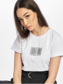 NA-KD T-shirt Priceless  vit