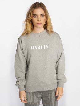 NA-KD Trøjer Darlin' grå