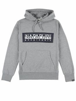 Napapijri Hettegensre Bago H Med  grå