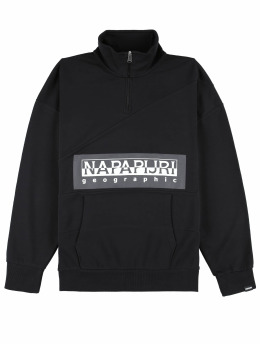 Napapijri Hoodies Bek Half Zip sort