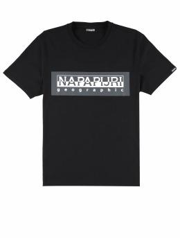 Napapijri T-Shirt Sele  black