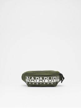 Napapijri Väska Happy Bum grön