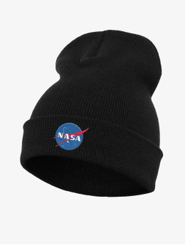 NASA Fitted Cap Insignia schwarz