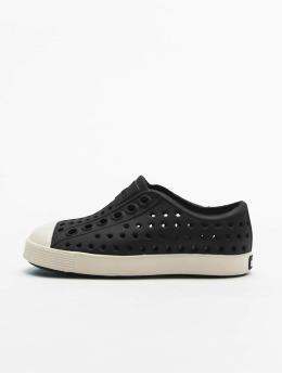 Native Shoes Tøysko Jefferson svart