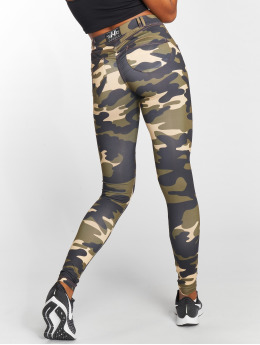 Nebbia Legging Bubble Butt camouflage