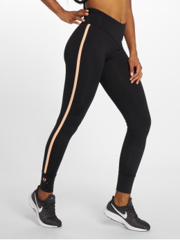 Nebbia Legging One Striped schwarz