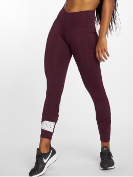 Nebbia Leggings/Treggings Asymmetrical 7/8 fioletowy