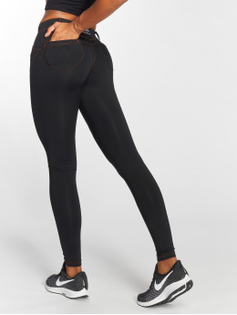 Nebbia Leggings/Treggings Bubble Butt Revolution svart