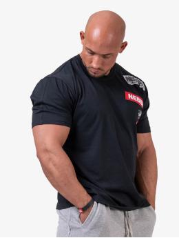 Nebbia T-Shirt Basic  noir