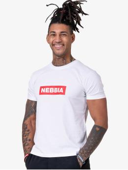 Nebbia T-Shirt Basic  weiß