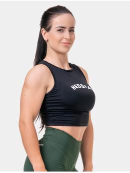 Nebbia Tank Tops Fit & Sporty svart