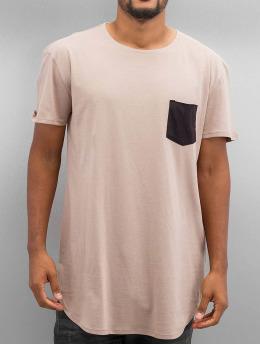 NEFF T-Shirty Bosley Pocket bezowy