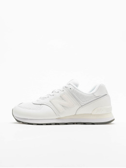 New Balance Baskets ML574 D blanc