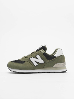 New Balance Baskets ML574 kaki
