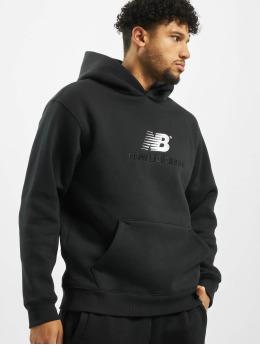 New Balance Hoody MT93519 schwarz