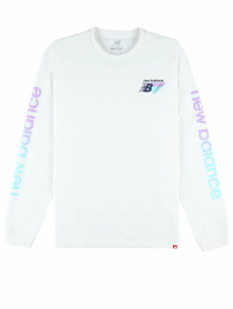 New Balance Longsleeve Essentials weiß