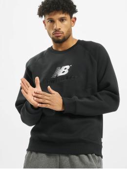 New Balance Pullover MT93575 schwarz