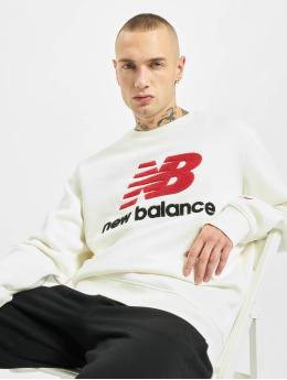 New Balance Pullover MT93546  weiß