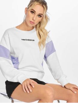 New Balance Pullover WT93502  white