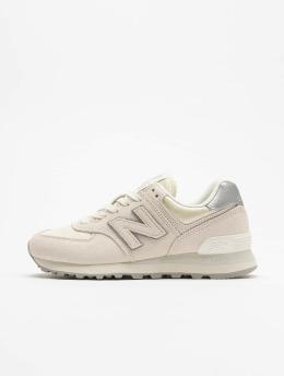 New Balance Sneaker WL574 bianco