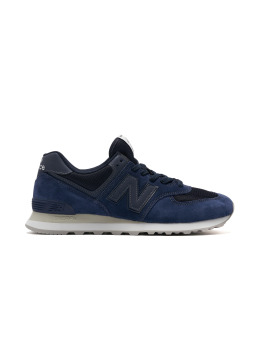 New Balance Sneaker Ml574etb  blau