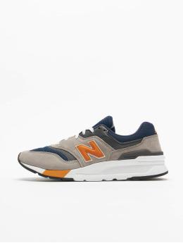 New Balance Sneaker Cm997 D blau