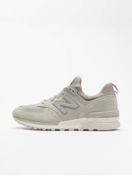 New Balance Sneaker MS574FSG grau