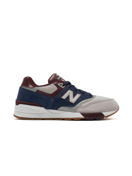 New Balance Sneaker Ml597gnb grau