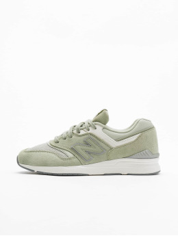 New Balance Sneaker WL697 B CD grün