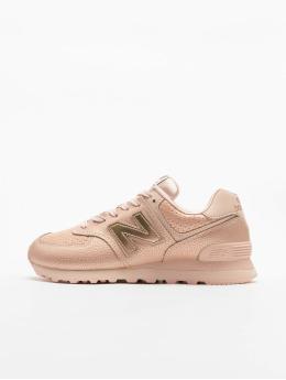 New Balance Sneaker Wl574 B pink