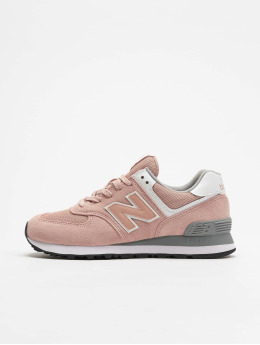 New Balance sneaker WL574 rose