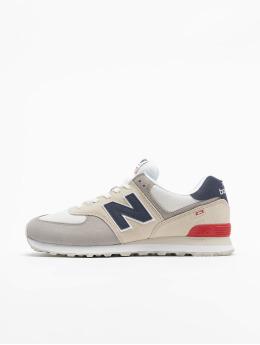 New Balance Sneaker ML574 weiß