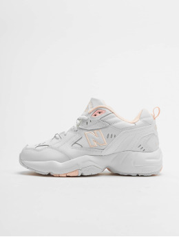 new balance wit dames 608