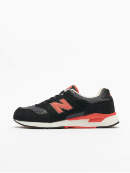 New Balance sneaker Ml570 D zwart