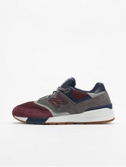 New Balance Sneakers Ml597bgn czerwony