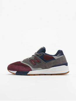New Balance Sneakers Ml597bgn rød