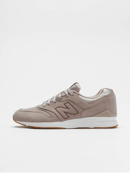 New Balance Sneakers 697 rózowy
