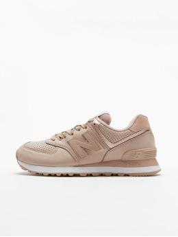 New Balance Sneakers Wl574nbm rózowy