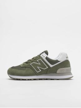 New Balance Sneakers WL574 zelená