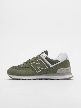 New Balance Sneakers WL574 zielony