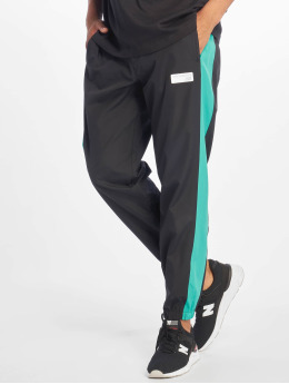 New Balance Spodnie do joggingu MP91507  czarny