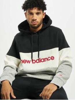 New Balance Sweat capuche MT93545 noir