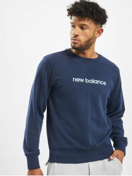 New Balance Swetry Essentials 90s niebieski