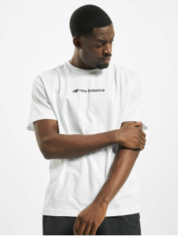New Balance T-shirt MT93517  bianco