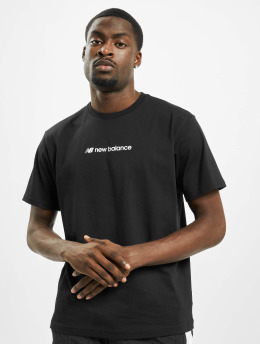 New Balance T-Shirt MT93517 schwarz
