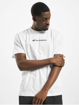 New Balance T-shirt MT93517  vit