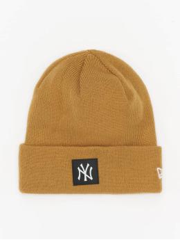 New Era Čepice MLB New York Yankees Team Cuff  hnědý